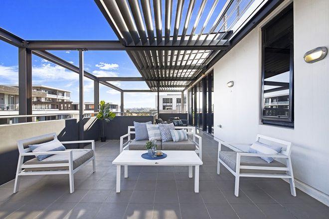 Picture of 701/1 Waterways Street, WENTWORTH POINT NSW 2127