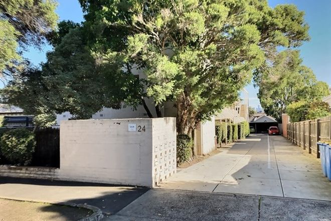 Picture of 5/24 Elphin Grove, HAWTHORN VIC 3122