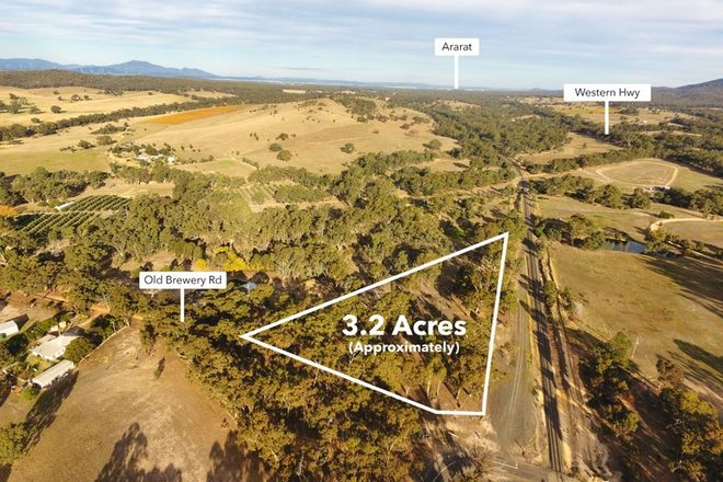 Picture of Lot 1 Military Bypass Road and Old Brewery Road, ARMSTRONG VIC 3377