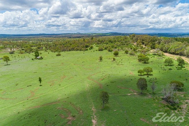 Picture of 331 IZZARDS ROAD, SOUTH NANANGO QLD 4615
