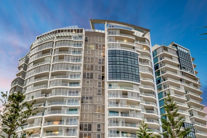 Picture of 1007/110 Marine Parade, COOLANGATTA QLD 4225