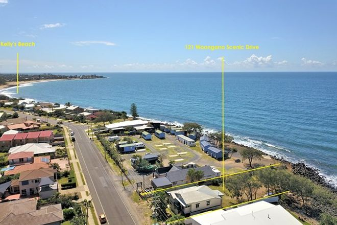 Picture of 121 Woongarra Scenic Drive, BARGARA QLD 4670