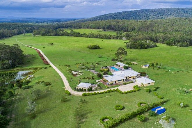 Picture of 188 Hyndmans Creek Road, BYABARRA NSW 2446