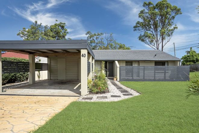 Picture of 40 Gamenya Drive, SPRINGWOOD QLD 4127