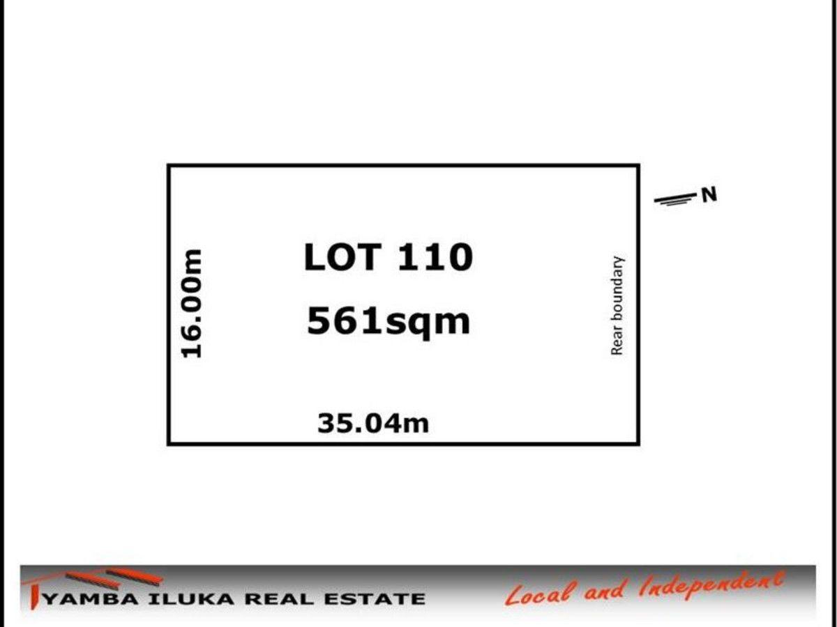 Lot 110 -22 Carrs Drive, Yamba NSW 2464, Image 1
