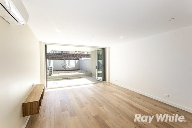 Picture of 9/62A Lisson Grove, HAWTHORN VIC 3122