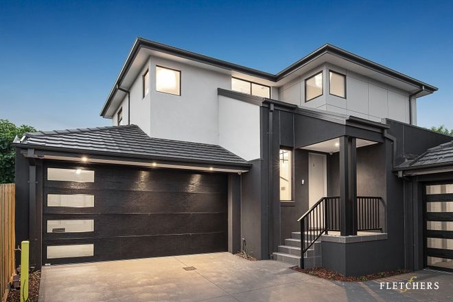 Picture of 3/13 Pettys Lane, DONCASTER VIC 3108