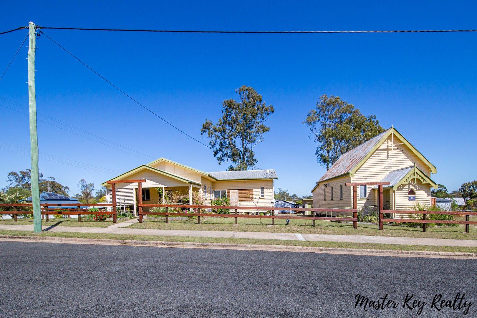 27 Collingwood Street, Proston QLD 4613, Image 0