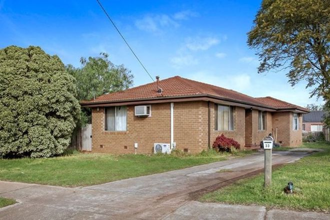 Picture of 33 First Avenue, MELTON SOUTH VIC 3338