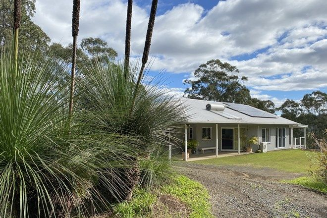 Picture of 25 Sargents Road, NIMBIN NSW 2480