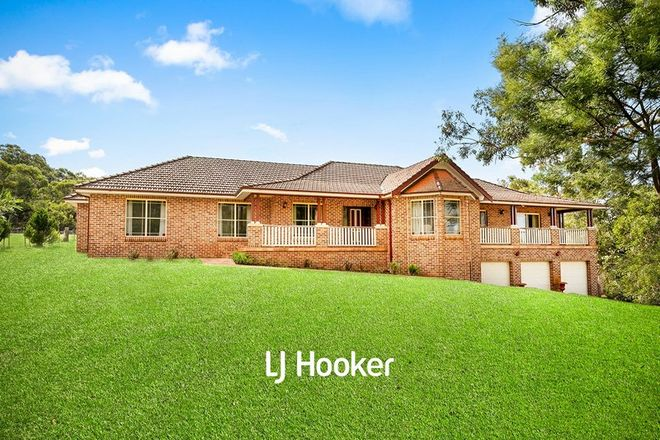 Picture of 59 Sermelfi Drive, GLENORIE NSW 2157