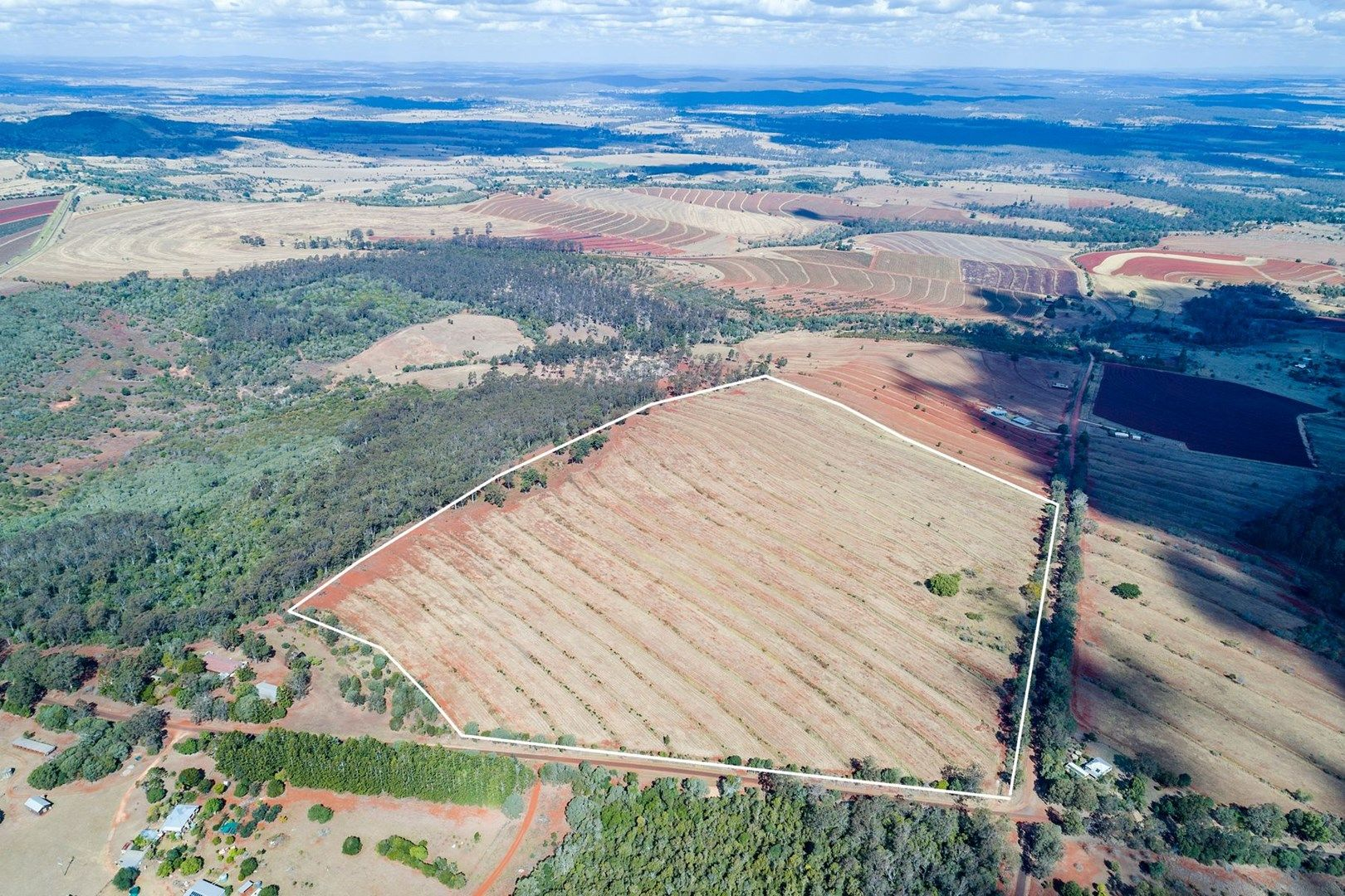 Lot 1 Crn Bellottis and Smith Road, Tablelands QLD 4605, Image 0