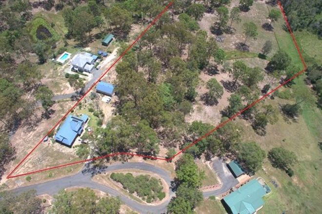 Picture of 165 The Plateau, ORMEAU HILLS QLD 4208