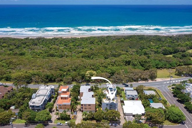 Picture of 7/6 First  Avenue, COOLUM BEACH QLD 4573