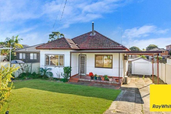 Picture of 3 Crawford Street, GUILDFORD NSW 2161
