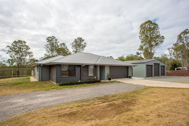 Picture of 39 Rammutt Road, CHATSWORTH QLD 4570