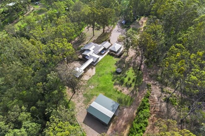 Picture of 2102 Flagstone Creek Road, UPPER FLAGSTONE QLD 4344