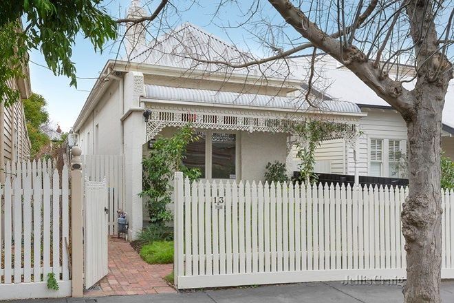 Picture of 13 Belgrave Street, HAWTHORN VIC 3122