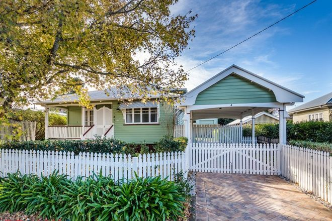 Picture of 4 Lydwin Crescent, EAST TOOWOOMBA QLD 4350