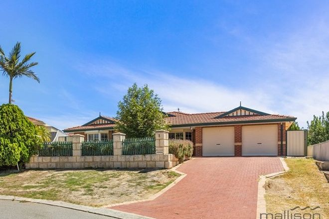 Picture of 8 Cestrum Rise, SOUTH LAKE WA 6164