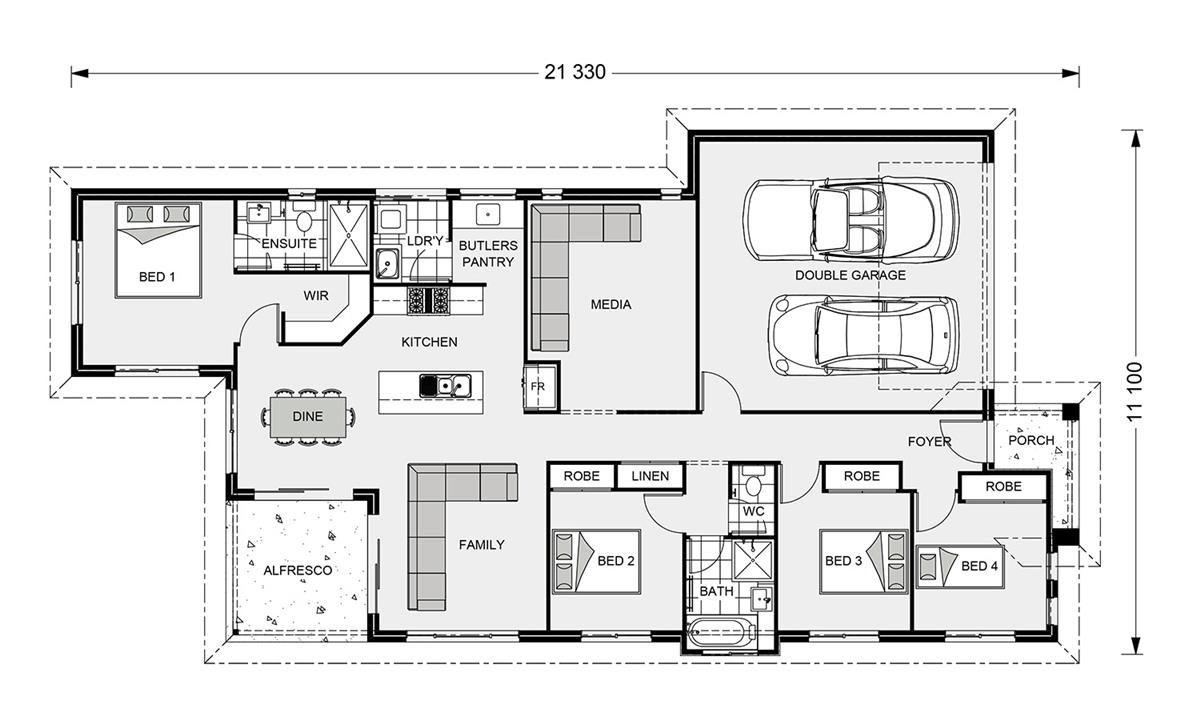 Lot 1321 Vine Way, Greenbank QLD 4124, Image 1