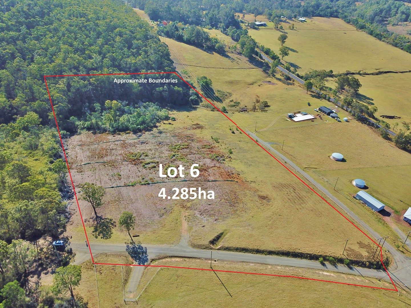 Lot 6/Beattie Lane, Lochiel NSW 2549, Image 0