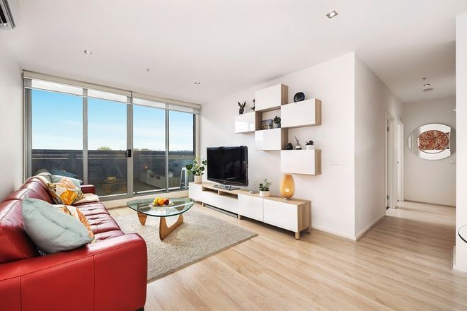 Picture of 417/187 Boundary Road, NORTH MELBOURNE VIC 3051