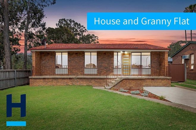 Picture of 205 & 205a Hill End Road, DOONSIDE NSW 2767