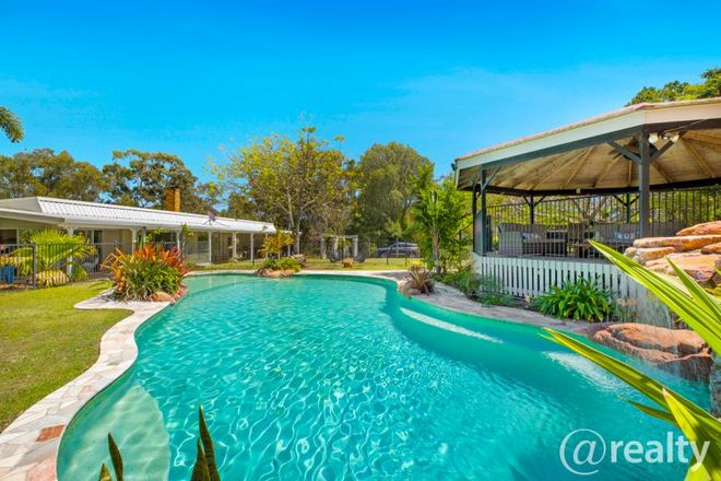 Picture of 34 Giles Road, REDLAND BAY QLD 4165