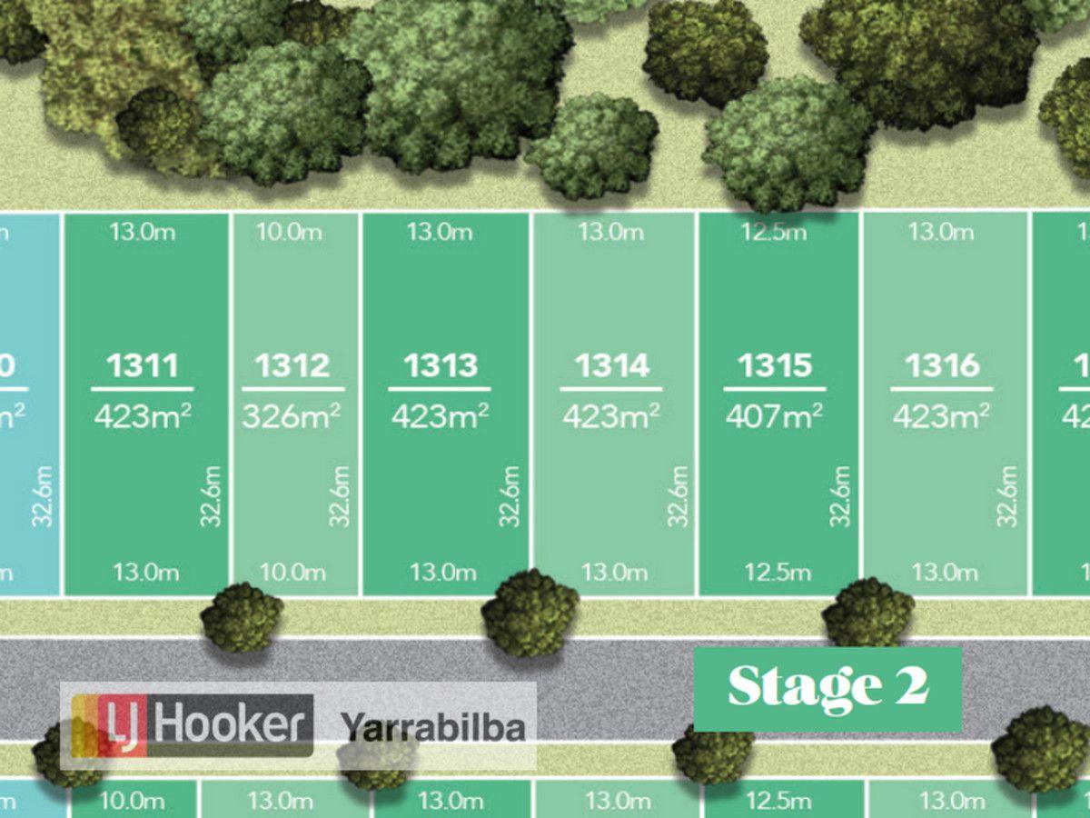 Lot 1315/366 Chambers Flat Road, Logan Reserve QLD 4133, Image 1