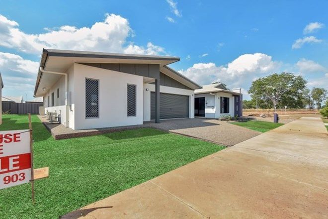 Picture of 43 Reuben Avenue, BERRIMAH NT 0828