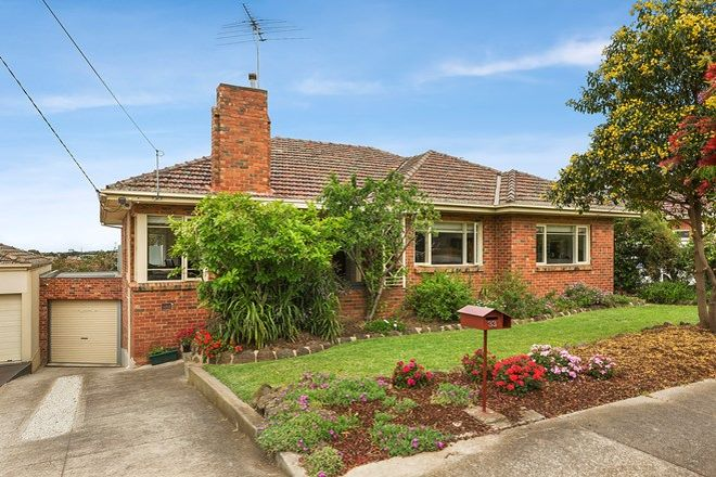 Picture of 33 Louisville Avenue, PASCOE VALE SOUTH VIC 3044