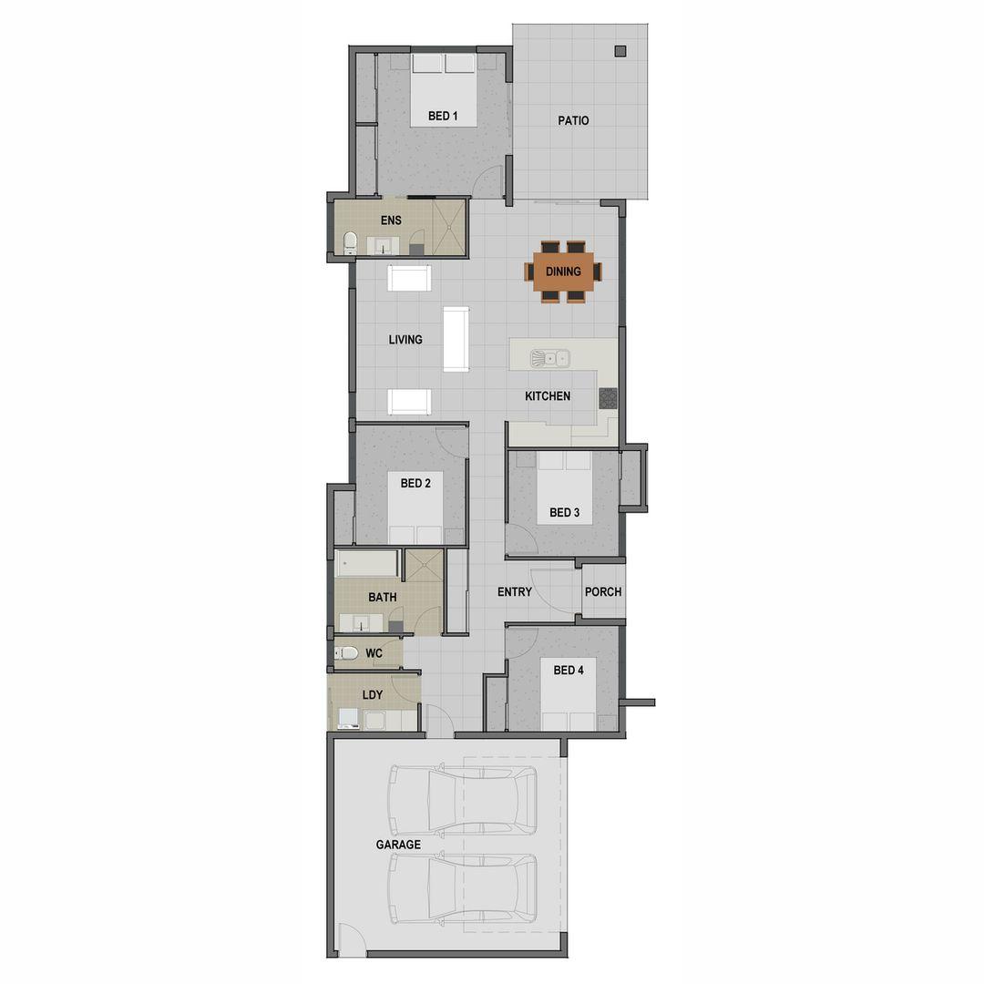 Lot 3215 Barratta Circle, Trinity Park QLD 4879, Image 1