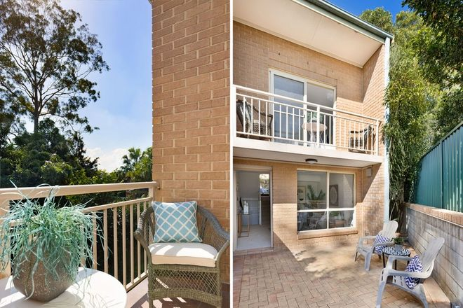 Picture of 34/7-11 Bachell Avenue, LIDCOMBE NSW 2141