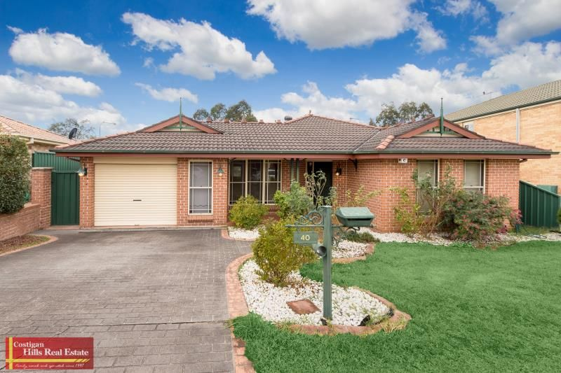 40 Zammit Avenue, Quakers Hill NSW 2763, Image 0