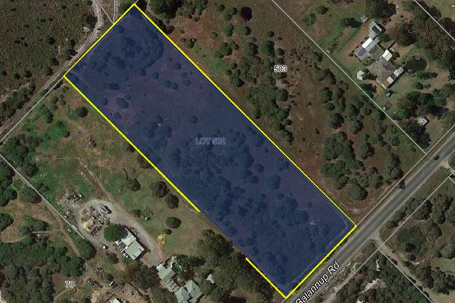 Picture of Lot 502 Balannup Road, HARRISDALE WA 6112