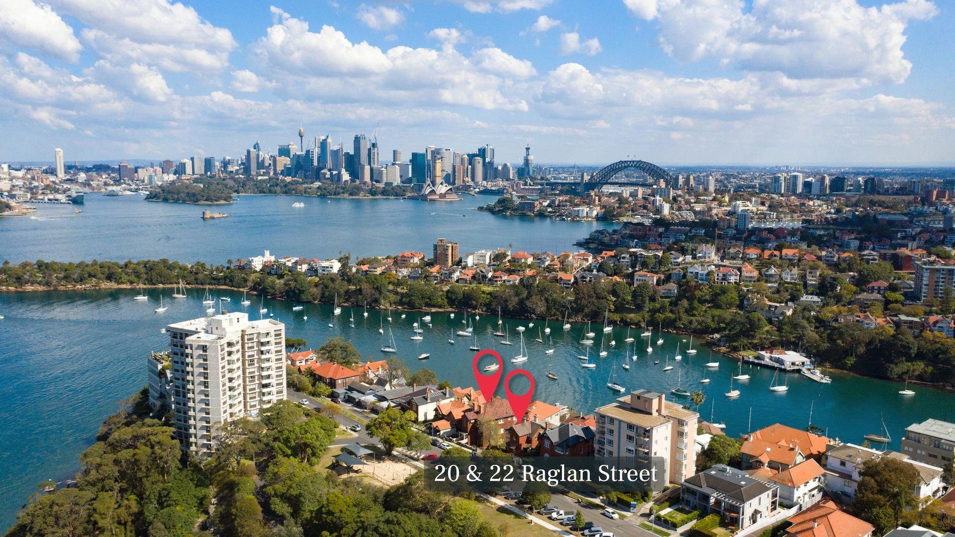 20 & 22 Raglan Street, Mosman NSW 2088, Image 0