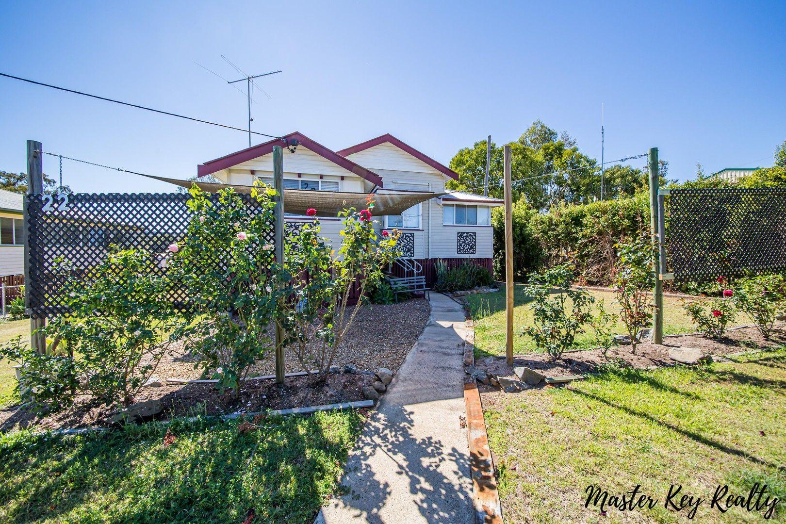 22 Collingwood Street, Proston QLD 4613, Image 1