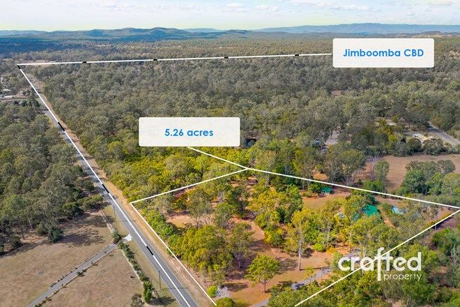 Picture of 226 Henderson Road, JIMBOOMBA QLD 4280