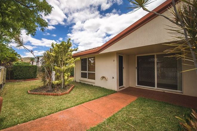 Picture of 3/406 Dean Street, FRENCHVILLE QLD 4701
