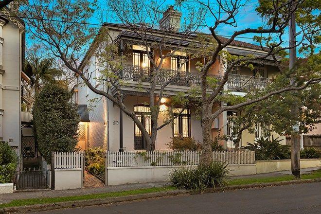 Picture of 57 Victoria Street, LEWISHAM NSW 2049