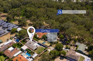 Picture of 4 Cliff Place, Gosnells WA 6110