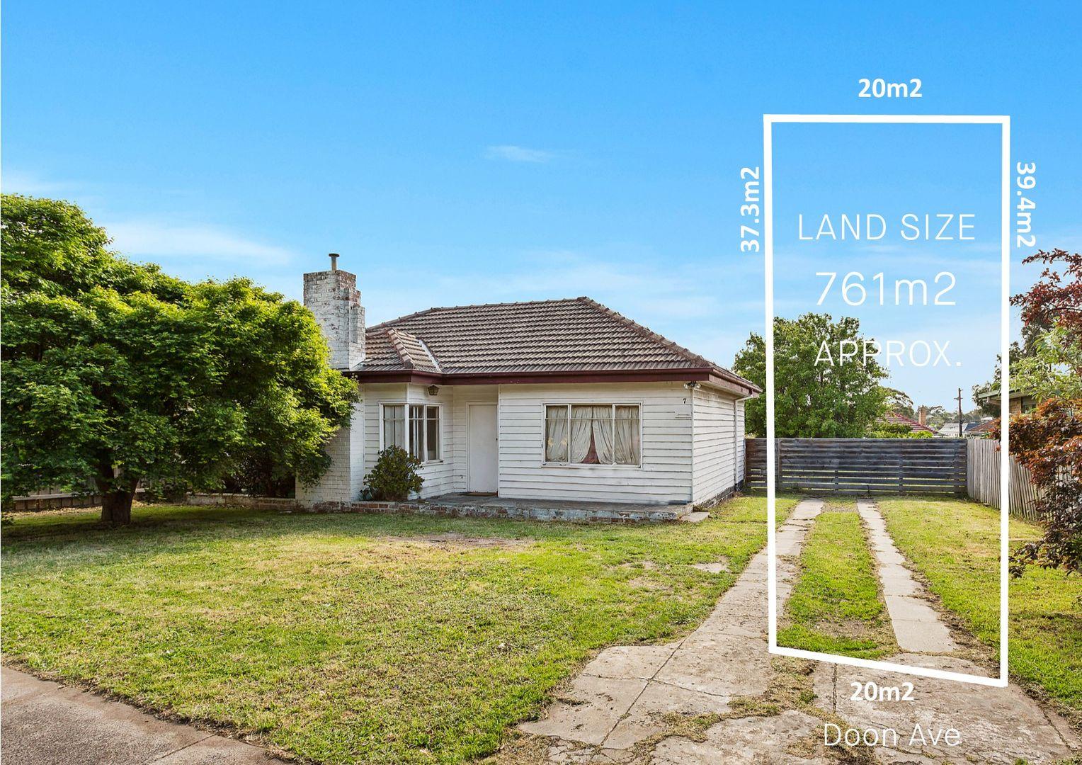 7 Doon  Avenue, Glen Waverley VIC 3150, Image 1