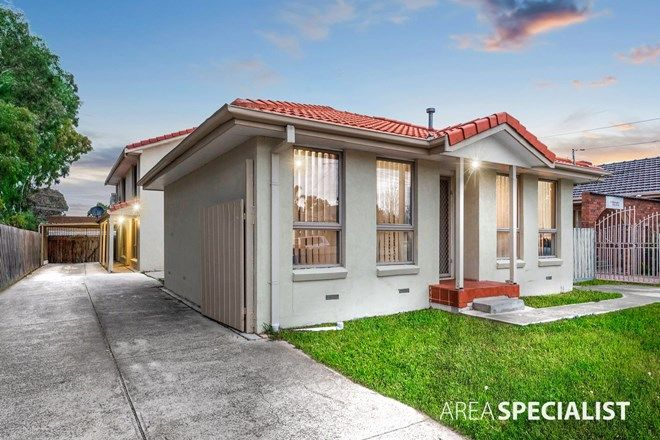 Picture of 1, 2, 3/1 Robyn Avenue, ALBANVALE VIC 3021