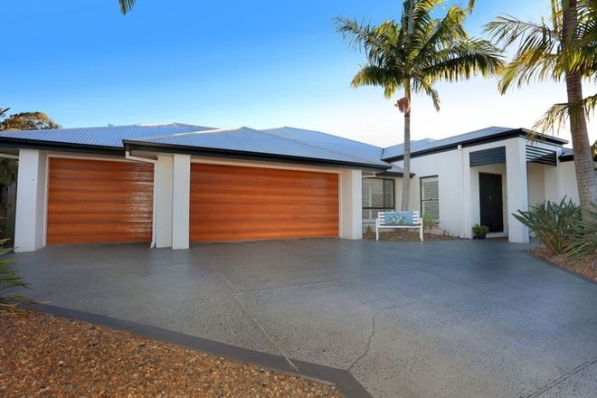 Picture of 20 Sailaway Court, COOMERA WATERS QLD 4209