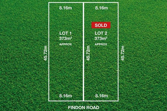 Picture of Lots 1 & 2/242 Findon Road, FINDON SA 5023