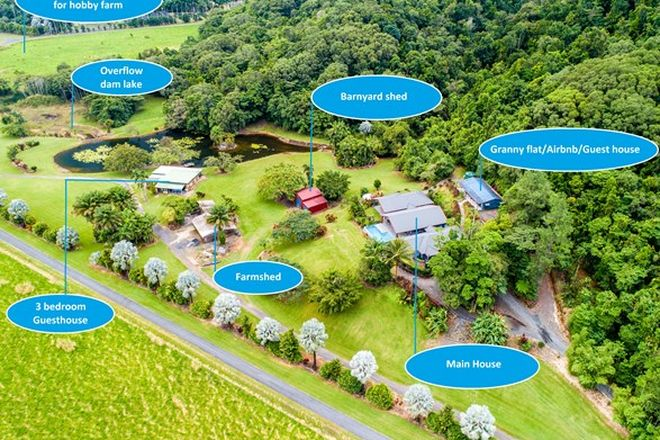 Picture of 450 Dinner Creek Road, EUBENANGEE QLD 4860