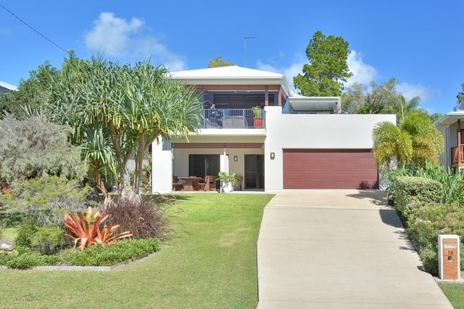 Picture of 16 Neptune Street, TANNUM SANDS QLD 4680