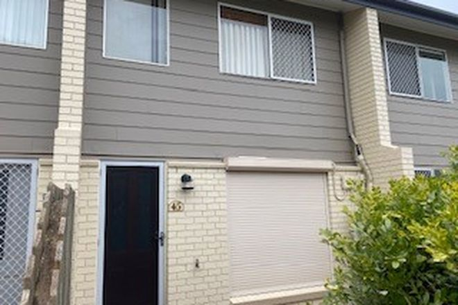 Picture of 45/6 O'Brien Street, HARLAXTON QLD 4350