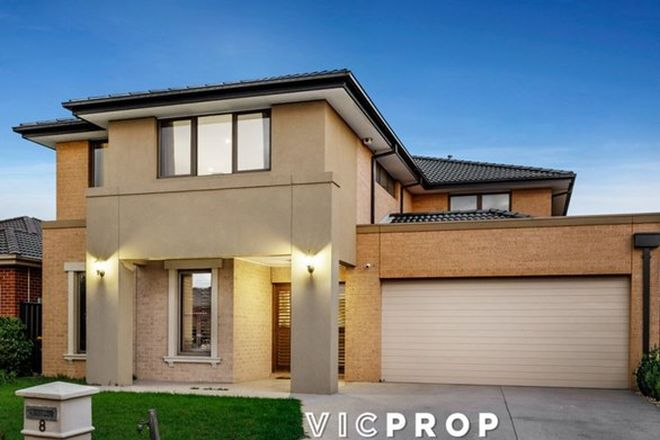 Picture of 8 Faraday Court, TRUGANINA VIC 3029